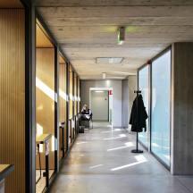 Biblioteca Universitaria di Lugano, Switzerland
