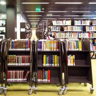 Bibliothèque Universitaire des Langues et Civilisations (BULAC), INALCO, Paris, France