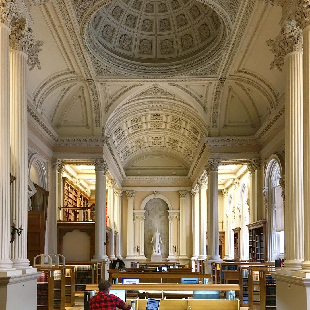 Great Library of the Law Society of Upper Canada, Osgoode