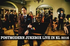 Scott Bradlee's Postmodern Jukebox Live in KL 2016