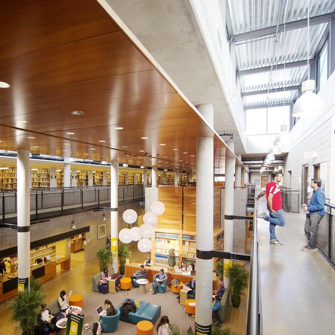 University of Toronto sỡ hữu cơ sở vật chất hiện đại