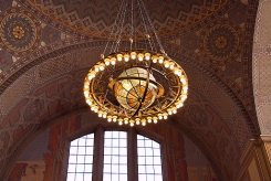 central-library-zodiac-chandelier