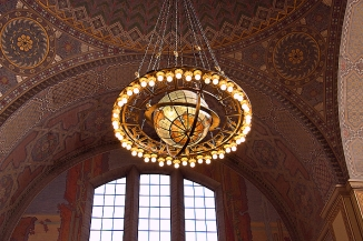 central-library-zodiac-chandelier