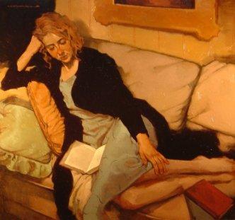 Joseph Lorusso 1966 - American Figurative painter - Tutt'Art@ (9)