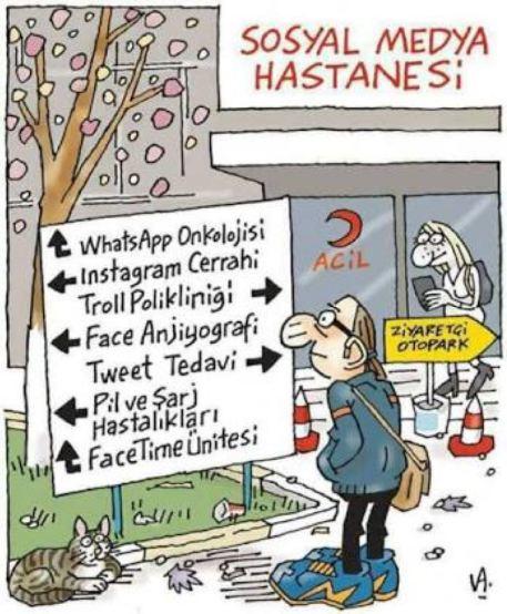 Sosyal Medya Hastanesi