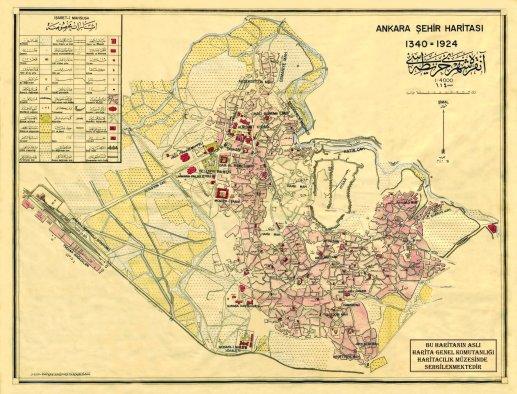 Ankara 1924