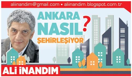 Ankara Nasıl Şehirleşiyor logo