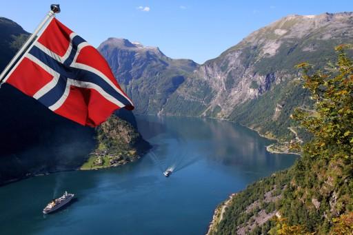 Norveç-Bayrağı