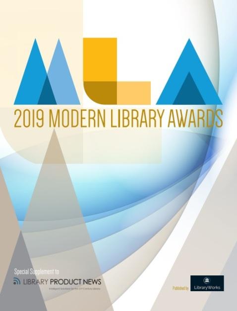 2019 modern library awards