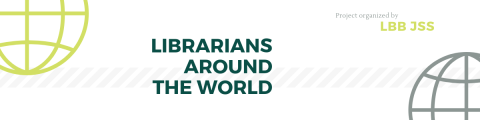 librarians around the world - banner