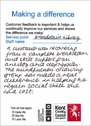 customer-feedback-Kent-county-council