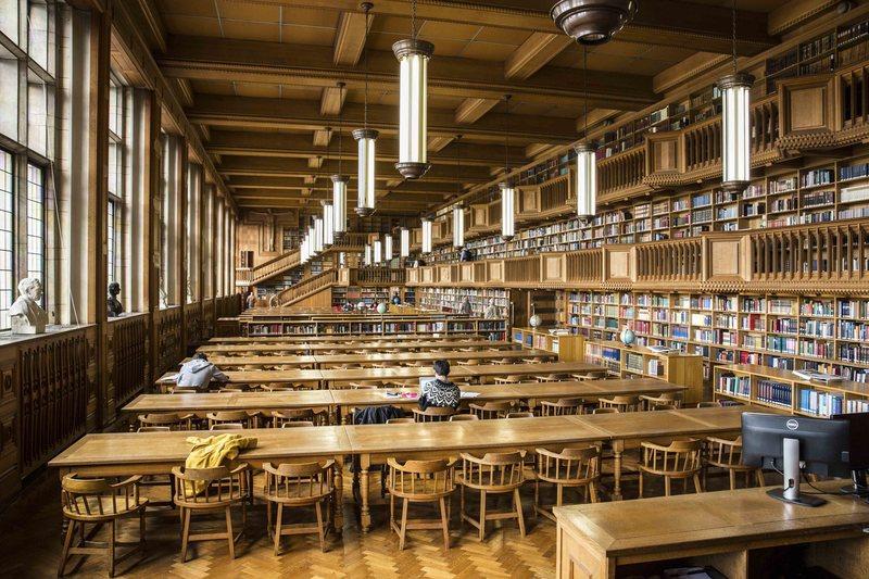 Inside the Belgian Library (KU Leuven) that tore itself apart | bluesyemre