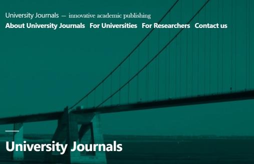 uni journals