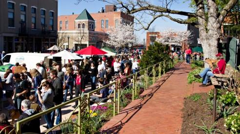 Fayetteville Arkansas Farmers Market