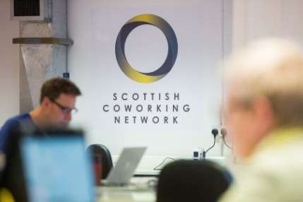 Scottish Coworking Network, Edinburgh Central Library, 21st May, 2019