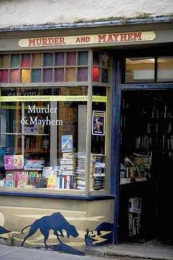 Murder and Mayhem Bookshop, Wales