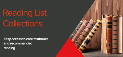 Reading list collections banner