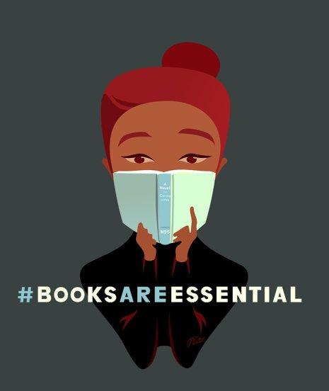 Books are essential