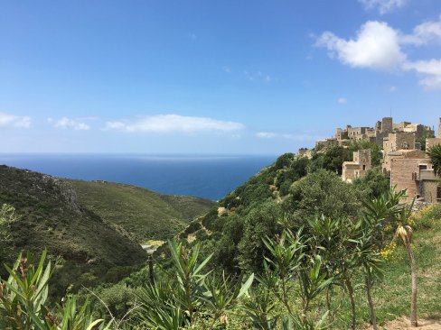 the-village-of-vatheia-overlooking-the-blue-coves-of-the-adriatic
