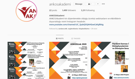 ANKOS Akademi Instagram