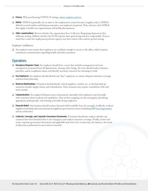 COVID-19 Checklist for Employers_Sayfa_2