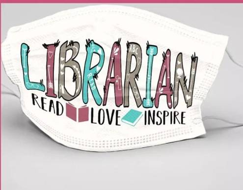 Librarian mask
