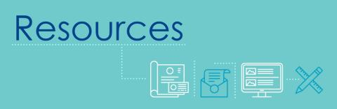 Resources webpage banner
