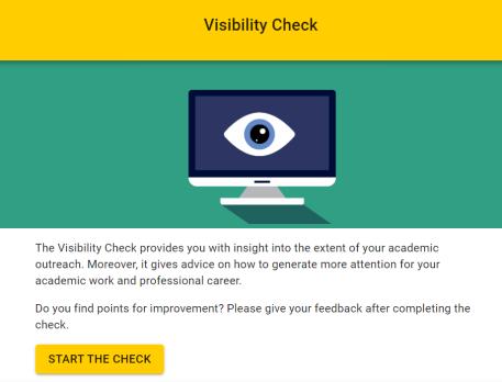 visibility check