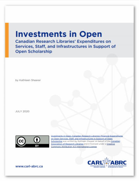 investments in open