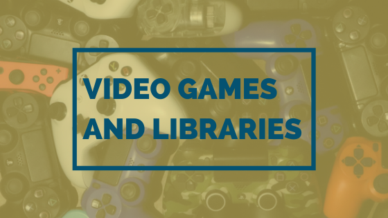 bluesyemre.com - Video Games and Libraries